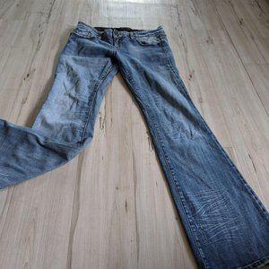ReRock For Express Women's Jeans Size 6R Boot Cut